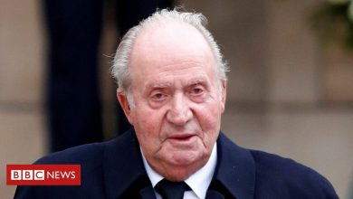 Photo of Spain puzzles over ex-King Juan Carlos's whereabouts