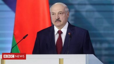 Photo of Belarus ruler Lukashenko says Russia lying over 'mercenaries'