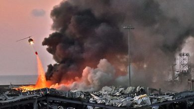 Photo of Beirut explosion: Port officials under house arrest as rescue efforts continue