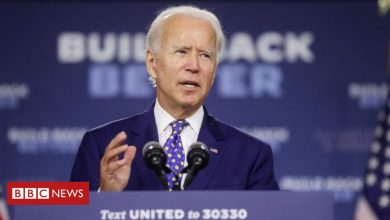 Photo of US election: Biden to accept nomination remotely over virus fears