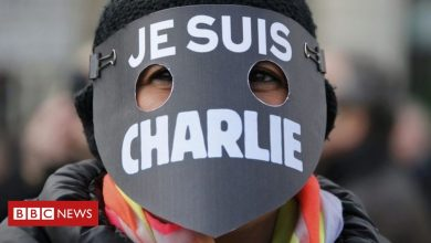 Photo of Charlie Hebdo: Magazine republishes controversial Mohammed cartoons