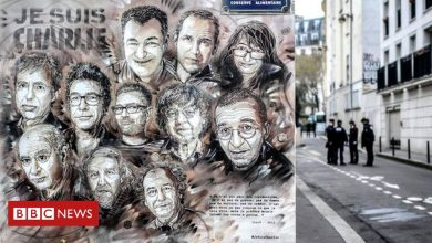 Photo of Charlie Hebdo: 14 suspects on trial over Paris massacre