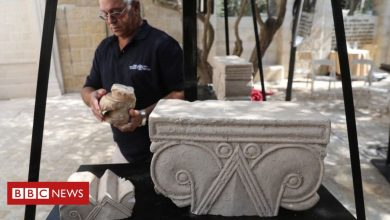 Photo of Mystery of 'magnificent palace' found in Jerusalem