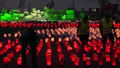 Photo of Beirut blast: Victims remembered in vigil one month on