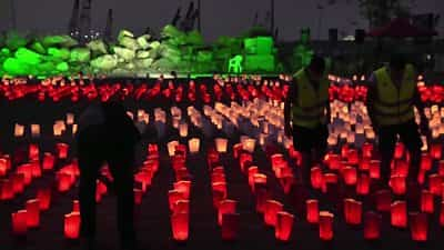 beirut-blast:-victims-remembered-in-vigil-one-month-on