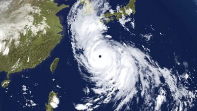 Photo of Typhoon Haishen: Japanese urged to stay alert as storm blows in