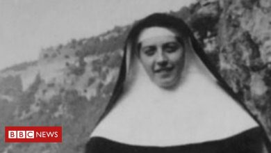 Photo of The daring nun who hid and saved 83 Jewish children