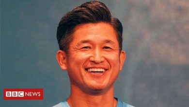Photo of Kazuyoshi Miura: A professional footballer at 53 – how he does it