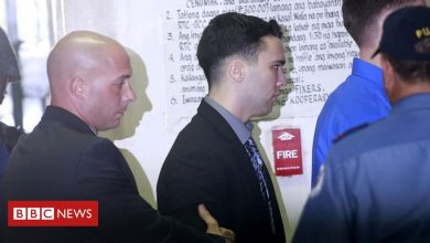 Photo of Jennifer Laude case: Duterte pardons US marine over transgender killing