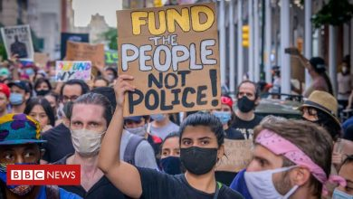 Photo of US 2020 Election: Does Joe Biden support defunding the police?