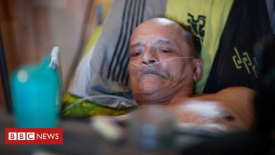 Photo of Frenchman Alain Cocq accepts palliative care after bid to livestream death