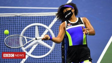 Photo of The black victims honoured in Naomi Osaka's US Open masks