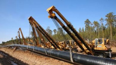 Photo of Russia's Gazprom boosts natural gas supplies to China