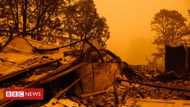 Photo of Oregon wildfires: False Oregon fire rumours 'inundate' officers