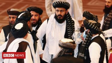 Photo of Afghan-Taliban talks: Government calls for ceasefire