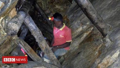 Photo of DR Congo gold mine collapse leaves 50 feared dead