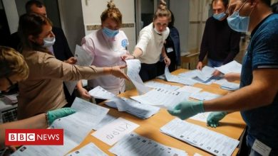 Photo of Russia: Kremlin party claims sweeping victory in local elections