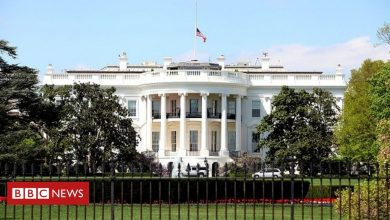 Photo of Ricin: Letter containing poison addressed to Trump at White House