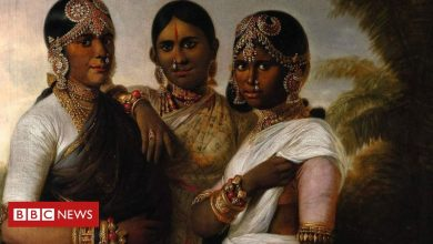 Photo of The Indian queens who modelled for the world's first vaccine