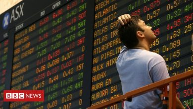 Photo of Asian stock markets continue the global fallout