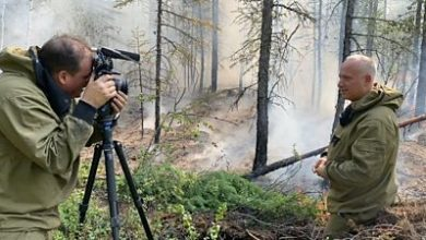 Photo of Siberia climate change: Behind the scenes reporting from Yakutia