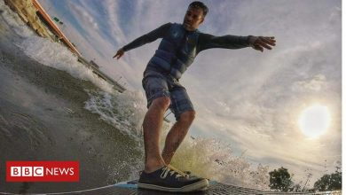 Photo of The pandemic is fuelling a surfing boom – in Ohio corn country