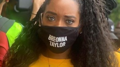 Photo of Breonna Taylor: 'Painful to be a black woman right now' says Yandy Smith-Harris