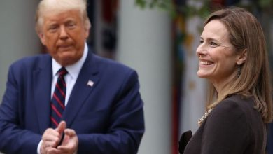 Photo of Amy Coney Barrett: Trump nominates conservative favourite for Supreme Court