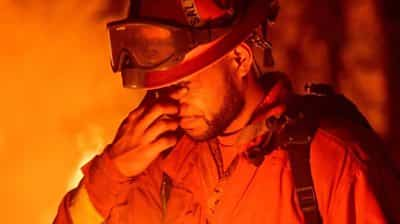 california-wildfires:-the-inmates-training-to-be-firefighters
