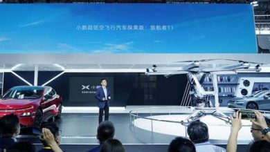 Photo of China's Xpeng unveils flying car prototype at major Beijing auto show