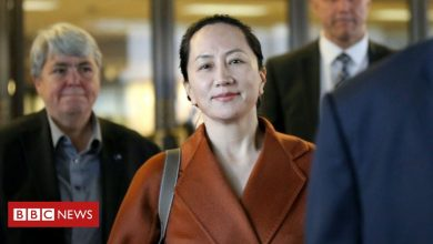 Photo of Meng Wanzhou: The PowerPoint that sparked an international row
