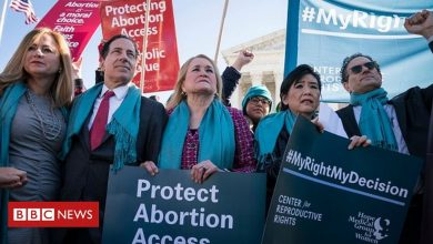 Photo of Roe v Wade: Trump says Supreme Court ruling on abortion 'possible'