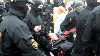 Photo of Belarus: Mass arrests at protests for President Lukashenko to resign