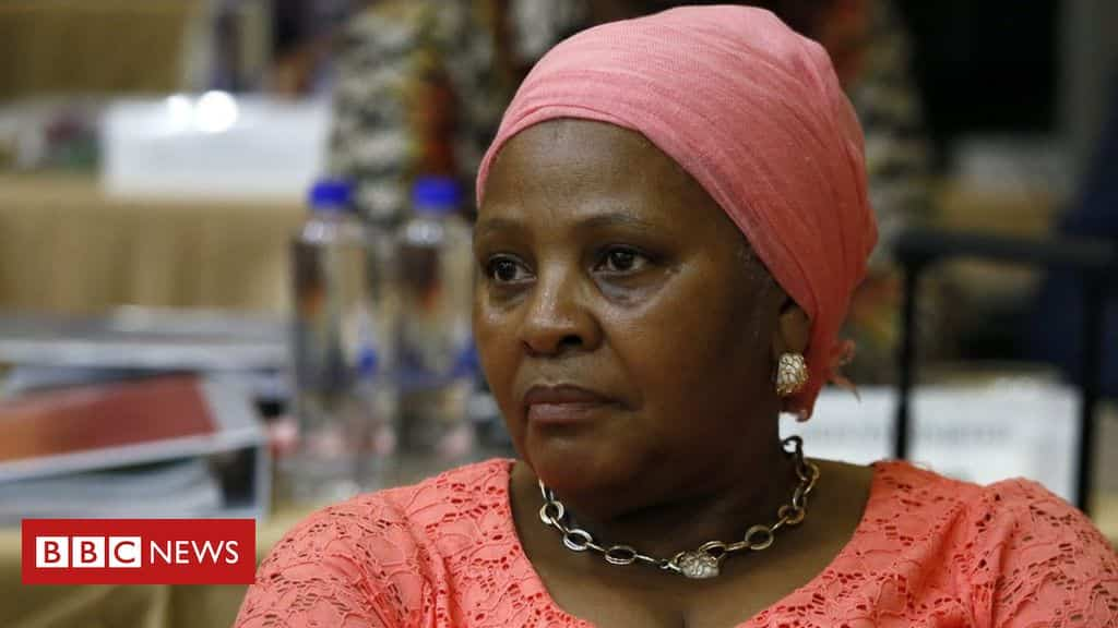 south-african-defence-minister's-pay-docked-over-use-of-air-force-plane