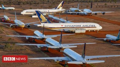 Photo of Extra facility opened for planes grounded by Covid-19