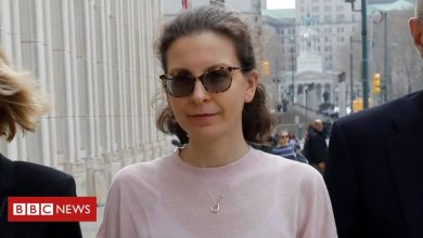 Photo of Nxivm: Seagram heiress Clare Bronfman jailed in 'sex cult' case