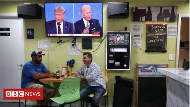 Photo of US election 2020: Debate pulled in 65 million TV viewers