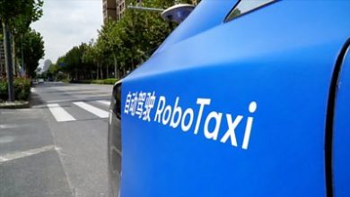 Photo of China's robot taxis: Would you ride in one?