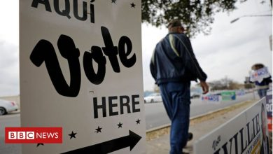 Photo of Texas governor cuts back on voting locations weeks before election