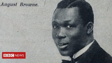 Photo of August Browne: The Nigeria-born man who joined the Polish resistance