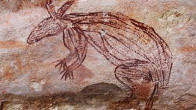 Photo of Maliwawa Figures: Ancient Aboriginal art 'unlike anything seen before'