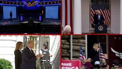 trump-covid:-the-us-president's-seven-days-before-his-positive-test-result