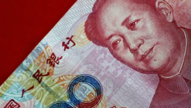Photo of Move over dollar: Chinese yuan ends quarter with biggest gains in 12 years