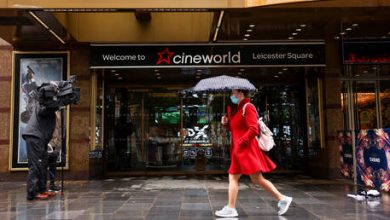 Photo of Cineworld to close all US & UK movie theaters this week, putting 45,000 jobs at risk
