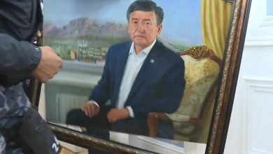 Photo of Kyrgyzstan election: PM quits as protesters take control in Kyrgyzstan