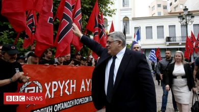 Photo of Greece Golden Dawn: Neo-Nazi leaders guilty of running crime gang