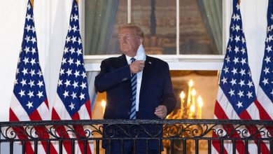 Photo of Covid and Trump: The president's healthcare v the average American's