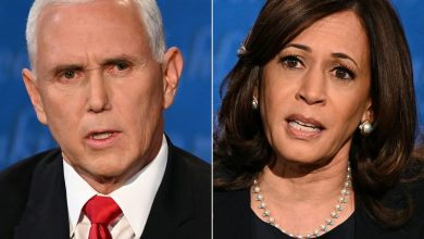 Photo of VP debate 2020: Pence and Harris clash on coronavirus pandemic