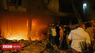 Photo of Lebanon explosion: Deadly fuel tank blast rocks Beirut