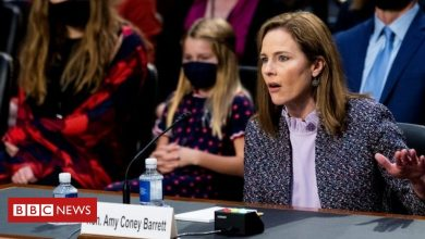 Photo of Amy Coney Barrett: Trump US Supreme Court pick faces fresh questioning